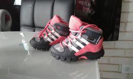 Кроссовки высокие Adidas оригинал