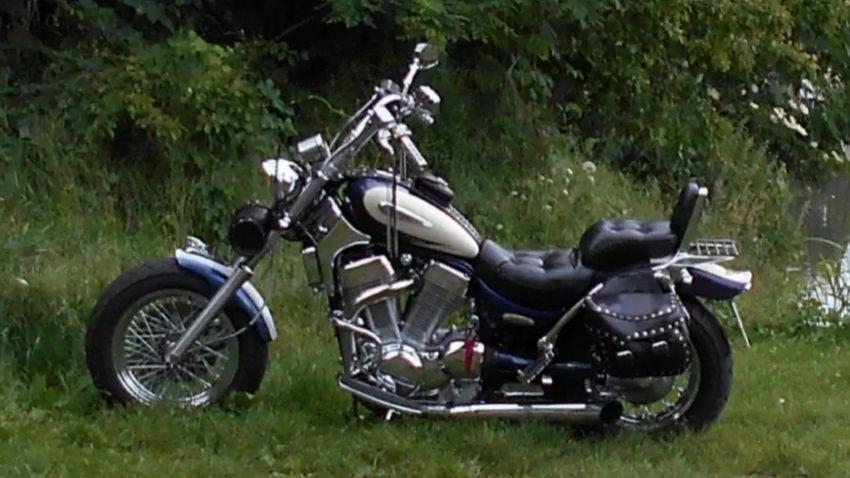 Prodám motorku 0