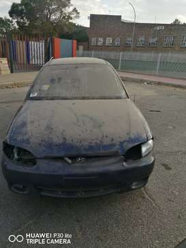 Hyundai Accent 150i Stripping For Spares