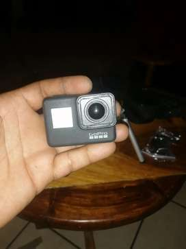 GoPro hero 5 and GoPro hero 7 combo