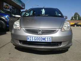 2005 MODEL HONDA JAZZ 1.5 ENGINE CAPACITY AUTOMATIC