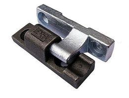 Zawias burty aluminiowej L90 - do wspawania - najtaniej