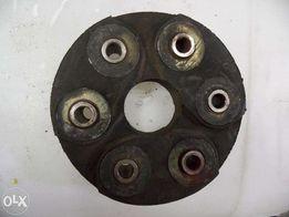 Муфта кардана-подушки двигателя на мерседес 190- 124.