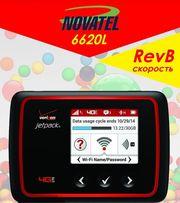 Novatel MiFi 6620L Двухстандартный GSM HSDPA+ CDMA Rev.B