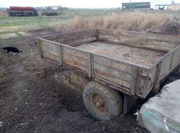 прицеп одноосный тракторный