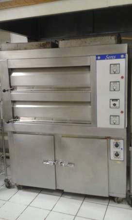 Ceres bread oven and proover
