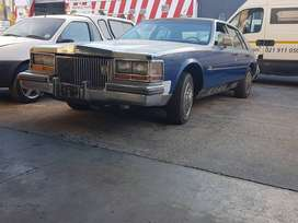 2 x 1981 Cadillac Seville's and new parts