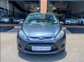 2011 Ford Fiesta 1.4 Trend 5dr