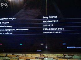 Телевизор Sony 3D Bravia KDL 60NX720