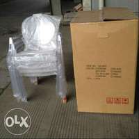 Image of Louis Ghost chairs