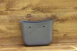 Torebka Body Standard Obag O Bag kolor GRIGIO CHIARO / SZARY modna