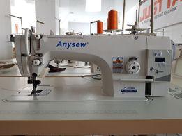 Швейная промышленная машина с обрезкой края ткани