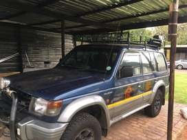 1996 pajero well looked after