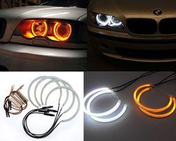 Ringi Angel Eyes obrotowe SMD do BMW E36 E38 E39 E46 E53