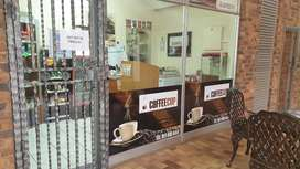 Cake shop & Coffee shop/ Kiosk for Sale