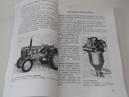 Instrukcja obsługi katalog części URSUS C-328