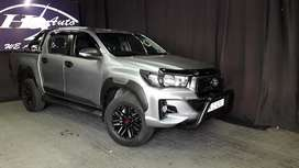 2020 Toyota hilux bakkie on sale