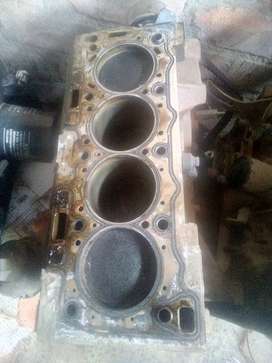2007 PEUGEOT 1007 1.6I ENGINE SUB ASSEMBLY IN GOOD CONDITION