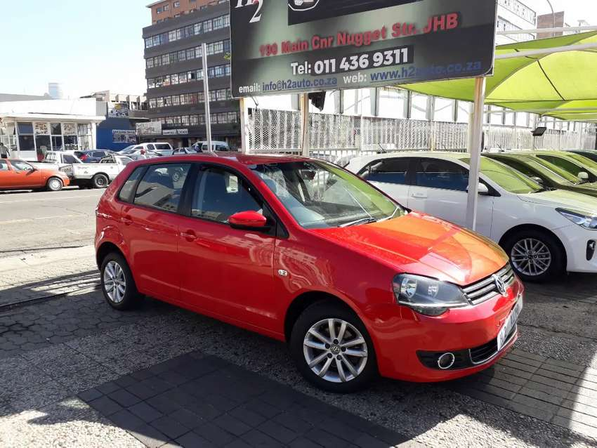 2017 polovivo hatchback on sale