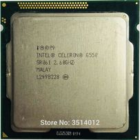 Процессор Intel® Celeron® G550