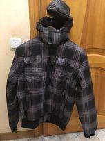 Демисезонная осенне весенняя мужская куртка Lee Cooper