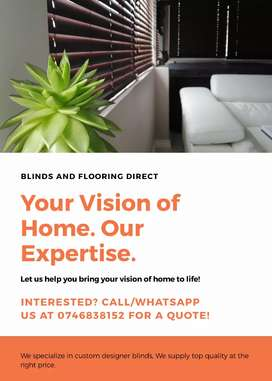 Blinds and Flooring Direct