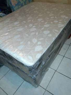 New double bed for sale R1599