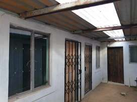 room available at protea glen on the main road