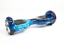 Deskorolka elektryczna Hoverboard 6.5' głośnik bluetooth + torba