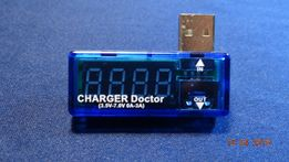 USB CHARGER Doctor тестер