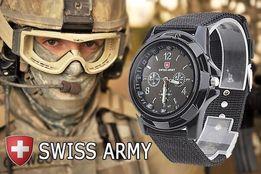 swissArmy военныеЧасы мужскиеАрмейские тактическиеКварцевые наручные
