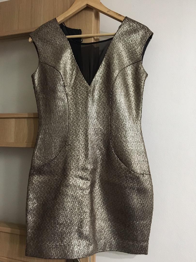 Reserved Stylové šaty Nové 34-36 0