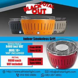 Indoor Smokeless Grill