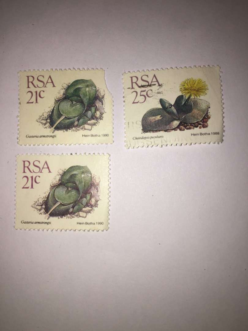 Postage Stamps Collection 0