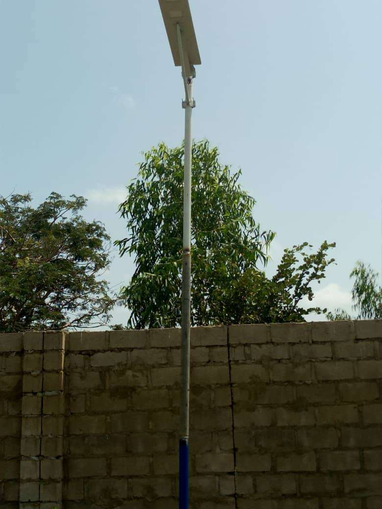 Light Up Your Market Environment With Our Beautiful Solar Light. 60w 0