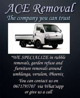 Removals and transport