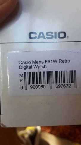 Casio watch Brand new