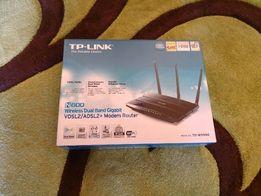TP-LINK VDSL2/ADSL2+ Modem Router Model TD-W9980
