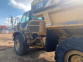 Cat 730 Ejector ADT