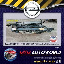 MYM IMPORTERS OF USED OPEL CORSA/ASTRA 1.4L INJ C14SE ENGINE