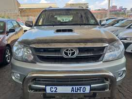 2008 Toyota Fortuner 3.0 D-4D 4X2 Manual