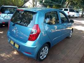 Hyundai i10 1.2 Petrol Hatchback Automatic For Sale