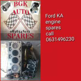 Ford KA engine spares