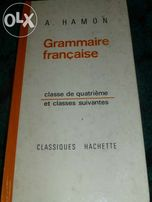 Gramatyka francuska