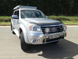 2011 Ford Everest 3.0 TDCi 4x4