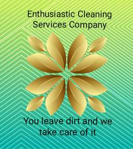 Cleaning services company we do all cleaning