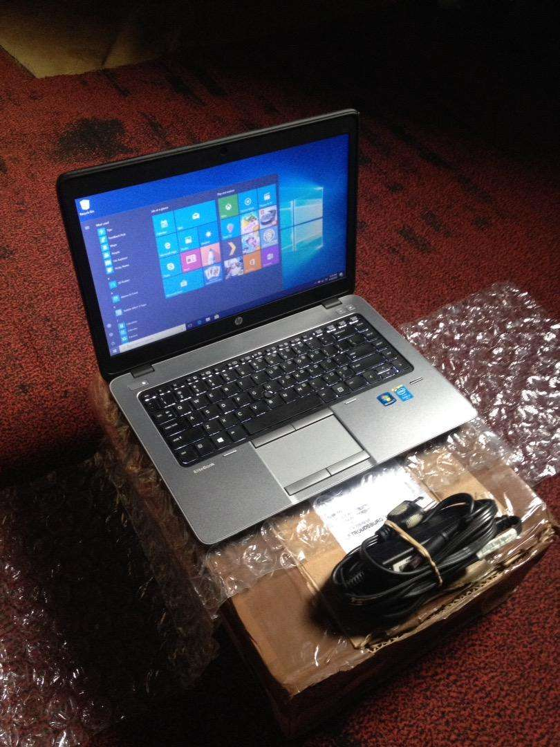 Up for Sale is Direct U.S used hp 840 G1 8gb ram 750 Hardrive 0
