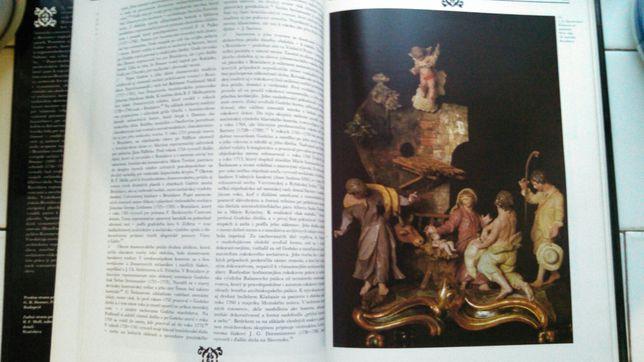 Альбом на чешском языке. Скульптура времен барокко Возрождения - изображение 6