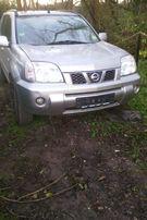 Nissan X-trail 2.2 дизель 2005 год по запчастям