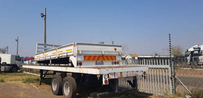 dropside body for sale